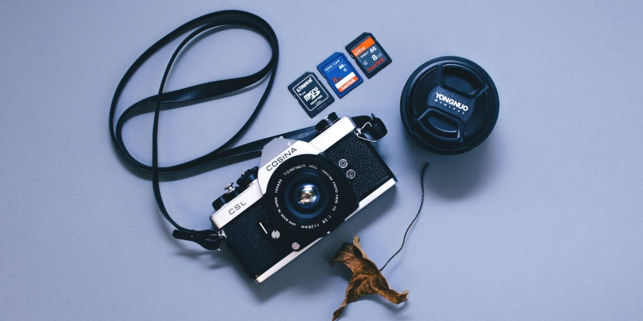 Choosing the Right SD Card for Your Camera