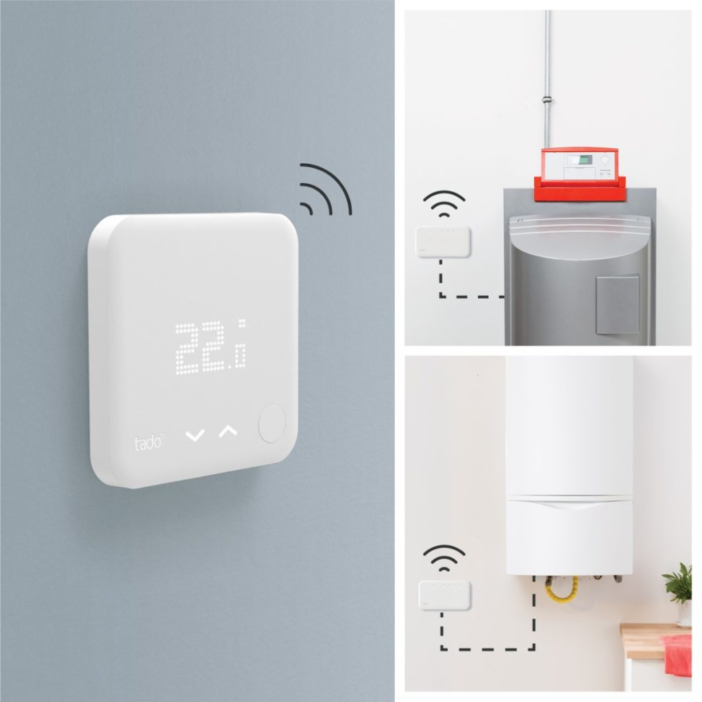 Tado V3+ Starter Kit & Wireless Temperature Sensor Launched – More accurate room temperature readings and control 1