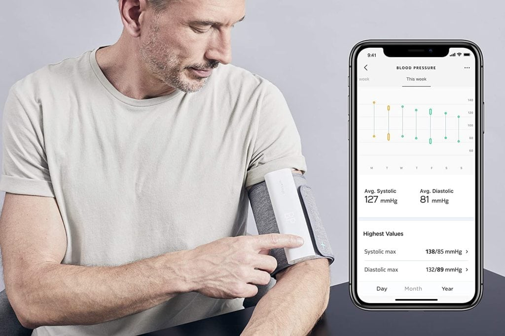 Withings BPM Connect Review – Keep track of your blood pressure trend 9