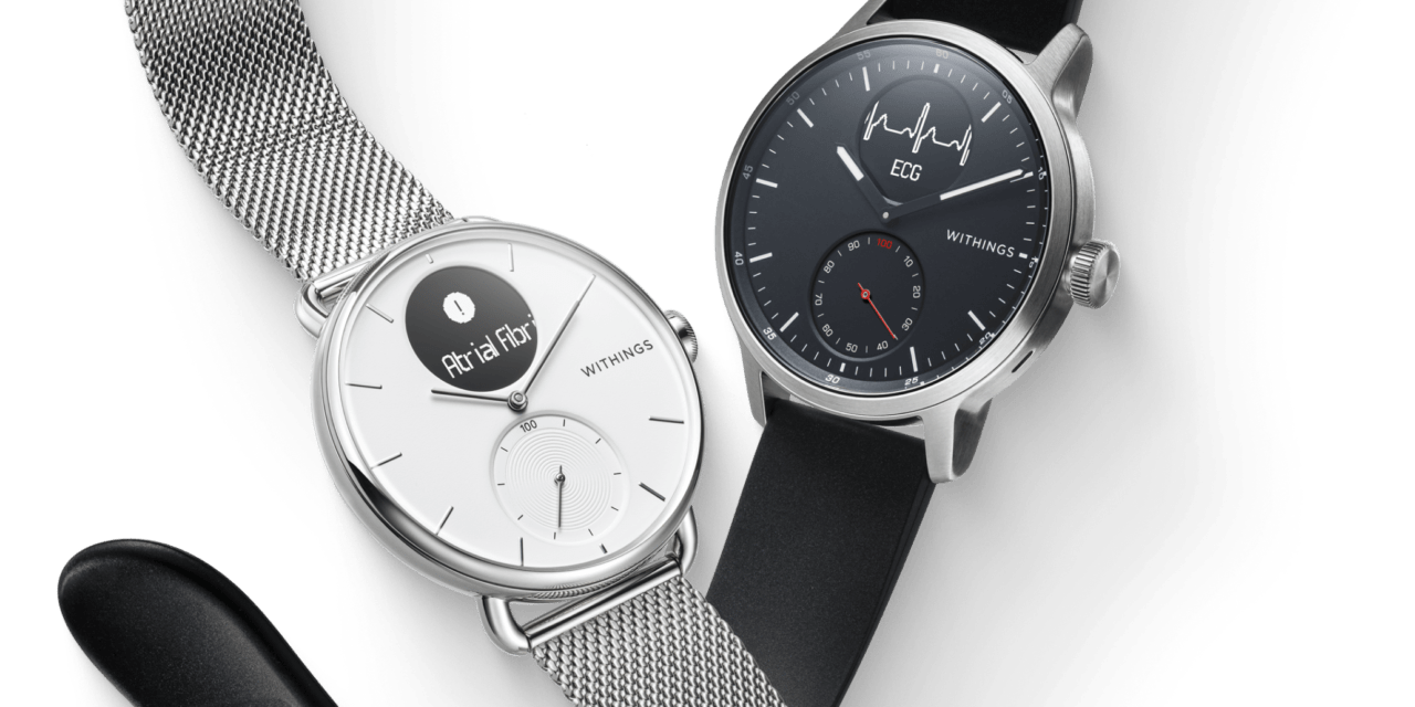 Withings ScanWatch Hybrid Smartwatch Announced: ECG & sleep breathing disturbance detection in a smart classic style, but with a premium price