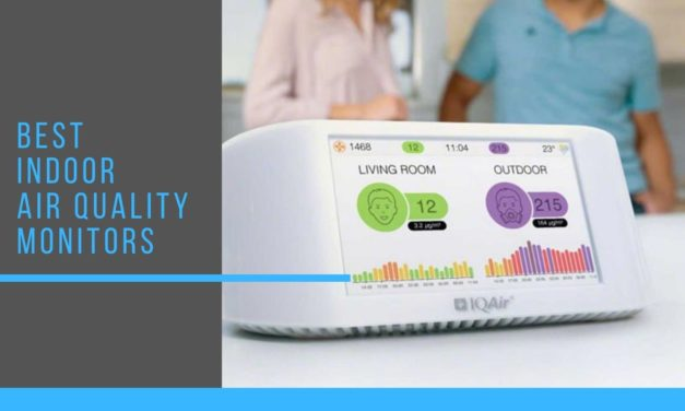 Best Indoor Air Quality Monitors – IAQ Monitor Buying Guide for Asthma and Allergies