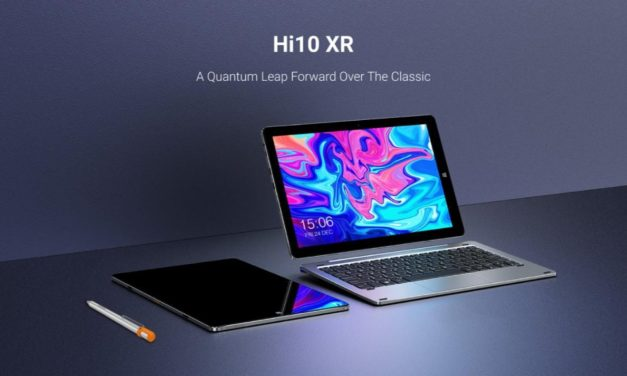 The world's first 10.1-inch N4120 tablet, Chuwi H10 XR debuts