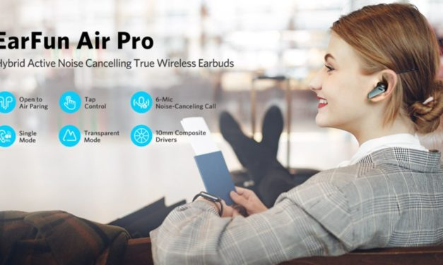 Earfun Air Pro ANC Wireless Earbuds Review – The best sub £75 ANC TWS earbuds yet