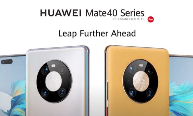 Huawei Mate 40 Pro launched with Kirin 9000 available from 9th of November