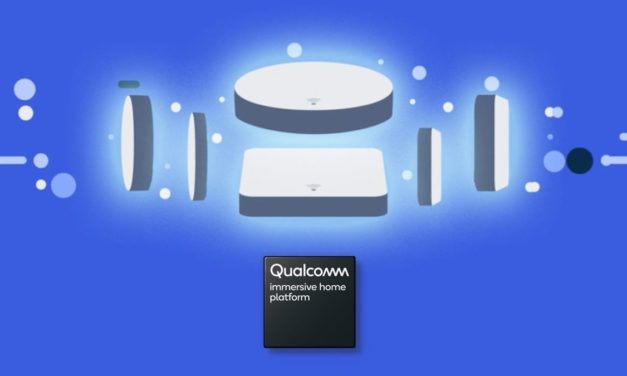 Qualcomm launches tri-band Wi-Fi 6E Immersive 318 & 316 Home for true multi-gig mesh Wi-Fi 6 systems thanks to 6GHz channels