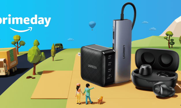 Ugreen Prime Day 2020 Special Deals including chargers, cables and earphones