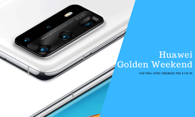 Big Discounts with Huawei: Huawei P40 Pro+ for £999, Huawei FreeBuds Pro for £140, Huawei Watch Fit for £90 & Huawei Sound X for £199
