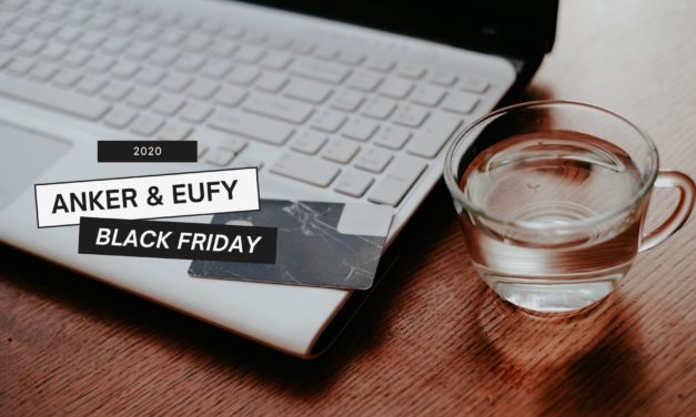 Anker & Eufy Black Friday – EufyCam 2C for £150, RoboVac 15C Max for £180, Nebula Capsule for £240