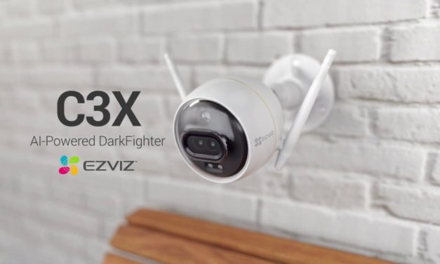 EZVIZ C3X Dual-Lens Colour Night Vision Security Camera Review – Hikivision tech gets trickled down