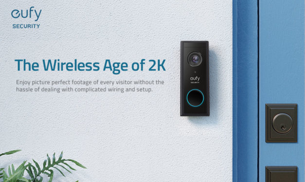 Eufy Battery Powered Video Doorbell 2K Review – Is this good enough to replace my Ring Doorbell 3 Plus? [Currently 20% off at £143.99]