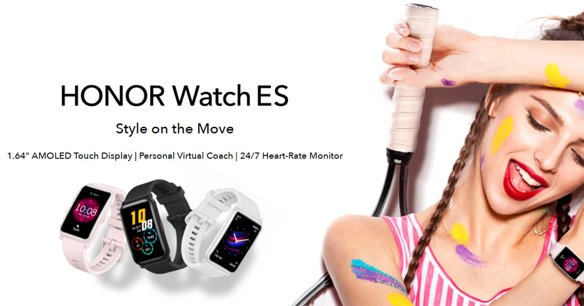 What makes the Honor Watch ES so great?