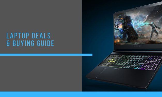 Laptop Christmas Gift Guide – Cyber Monday & Christmas deals on Windows Laptops and Chromebooks