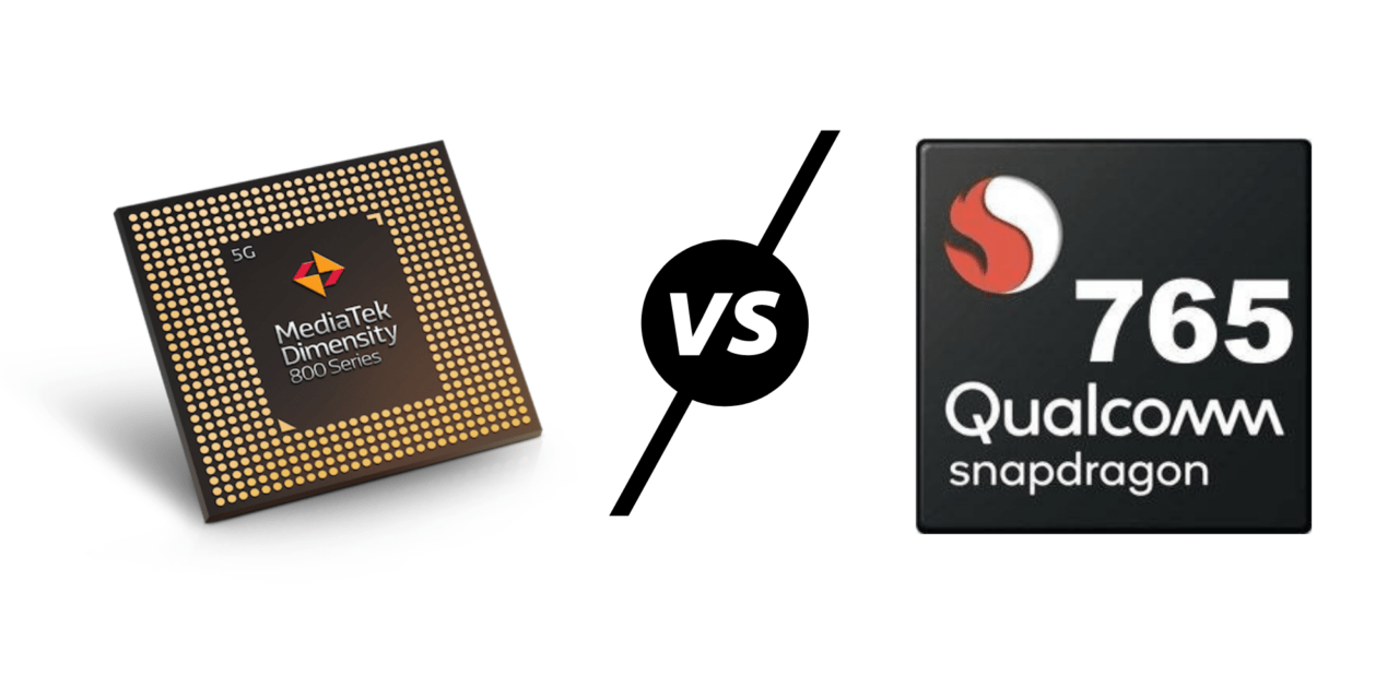 MediaTek Dimensity 800 vs Qualcomm Snapdragon 765G Performance Comparison of Benchmarks on OPPO Reno4 Z & Realme X50 5G