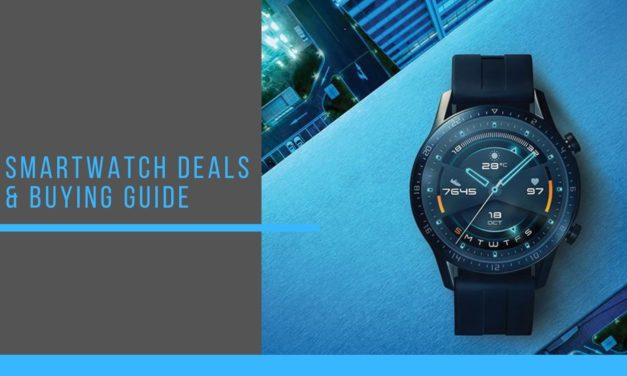 Fitness Tracker / Sports / Smartwatch Christmas Buying Guide – Black Friday & Cyber Monday deals on Apple Watch, Garmin, Huawei & Fitbit