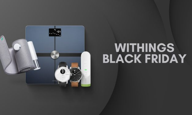 Withings Black Friday Deals on Amazon – The best smart scales go cheaper