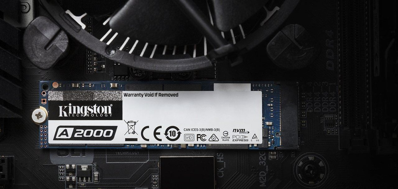 500GB Kingston A2000 SSD M.2 NVMe Review – A fantastic budget NVMe drive worth keeping your eye on for during Black Friday