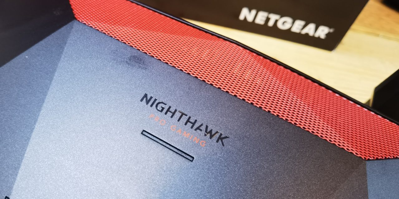 Netgear Nighthawk Pro Gaming XR1000 Review – The best Wi-Fi 6 router for the PS5, Xbox Series X & competitive gaming