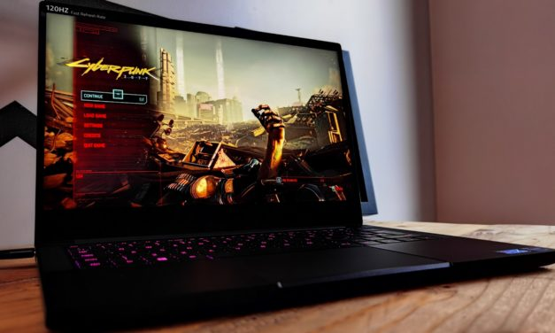 Razer Blade Stealth 13″ Review – A 13″ 1.5kg portable powerhouse capable of playing Cyberpunk 2077 [Intel i7-1065G7 & Nvidia GTX 1650Ti]