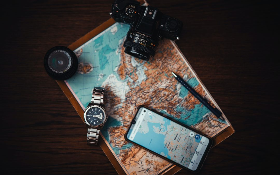 Exploring A New City With Top Mobile Apps