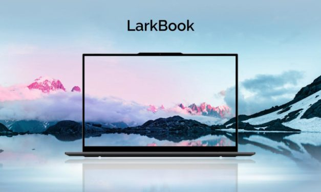 Ultra-thin laptop Chuwi LarkBook exposures, your mobile office platform