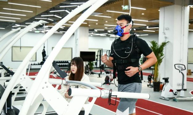 Huawei shows off its Health Lab with 10,900 hours of running data used to make its wearables