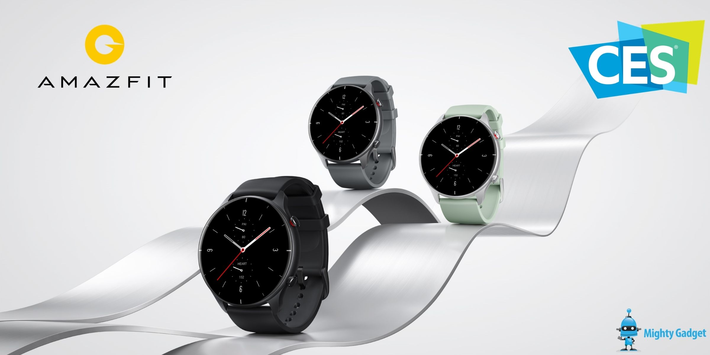 Amazfit GTR 2e & GTS 2e vs GTR 2 & GT 2 Smartwatches – New low-priced alternatives with little compromise. Ideal for Strava