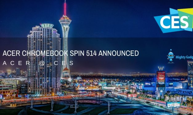 CES 2021: Acer Chromebook Spin 514 Launched with AMD Ryzen 7 3700C / Ryzen 5 3500C (CP514-1H & CP514-HH)