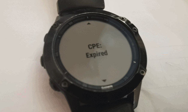 [Fixed] Garmin GPS accuracy Issue caused by expired CPE (January 2021) – Affecting Forerunner 245, 945, Vivoactive 4, Polar & Suunto Watches