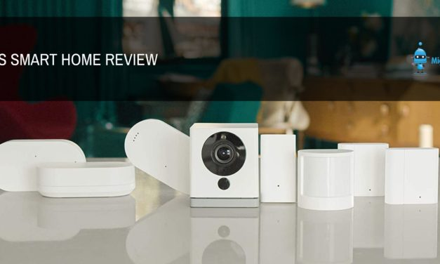 Neos Smart Home Review:  With SmartCam, leak & motion sensor for smart home security on the cheap