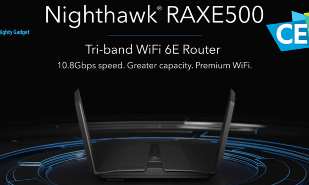 Netgear Nighthawk RAXE500 WiFi 6E router announced with Tri-band & 6Ghz to compete with Asus Rapture GT-AXE11000 – UK availability unknown
