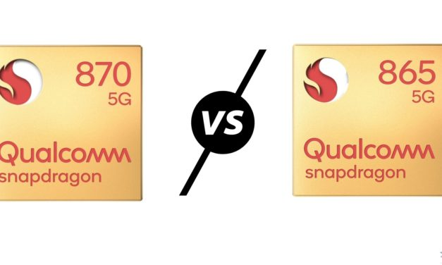 Qualcomm Snapdragon 870 vs 865 Plus vs SD888 Specifications Compared – Qualcomm increases a single SD865+ CPU core by 3.2%, passes it off as a new chipset