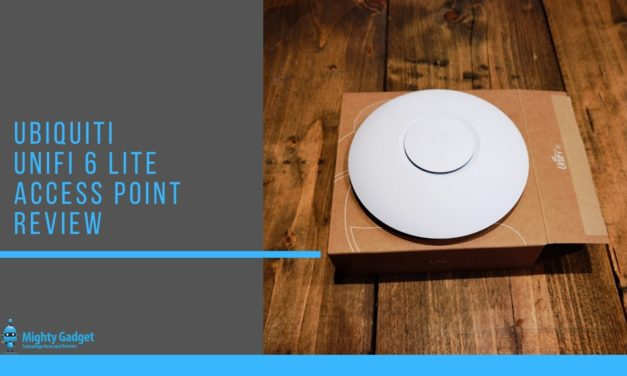 Ubiquiti UniFi 6 Lite Access Point Review – The cheapest Wi-Fi 6 access point on the market makes for an easy recommendation