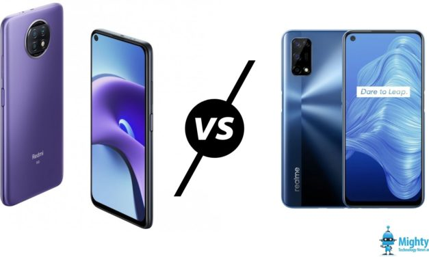 Xiaomi Redmi Note 9T 5G vs Realme 7 5G – Two affordable 5G phones great for gamers