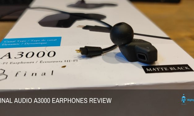 Final A3000 Earphones Review – Superb Hi-Fi earphones with an impressive soundstage & comfortable fit
