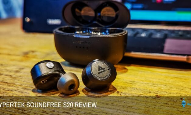 Lypertek Soundfree S20 Review – Superb TWS eubuds for under £70 but the TEVI are not much more