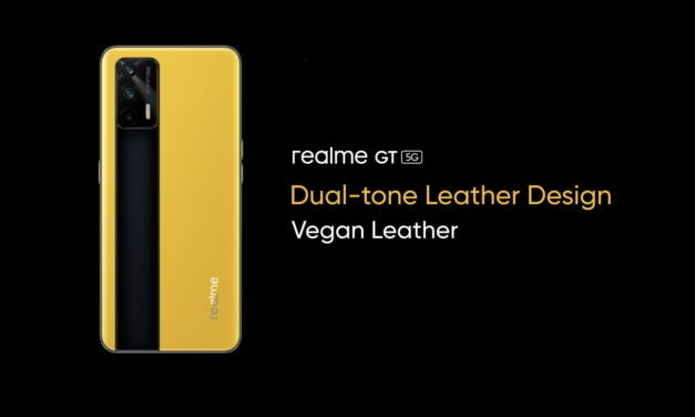 Realme GT 5G with Snapdragon 888, 12GB RAM, 160Hz OLED display, and 125W charging to be launched on 4th March